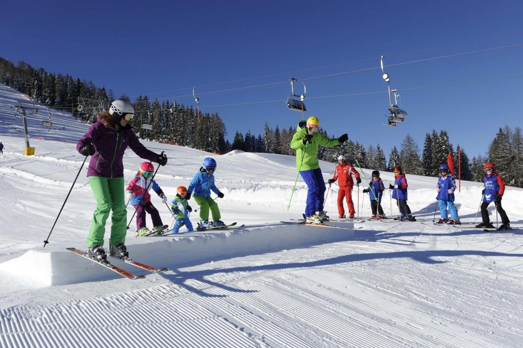 Italien Skigebiete: Spaß für Groß und Klein