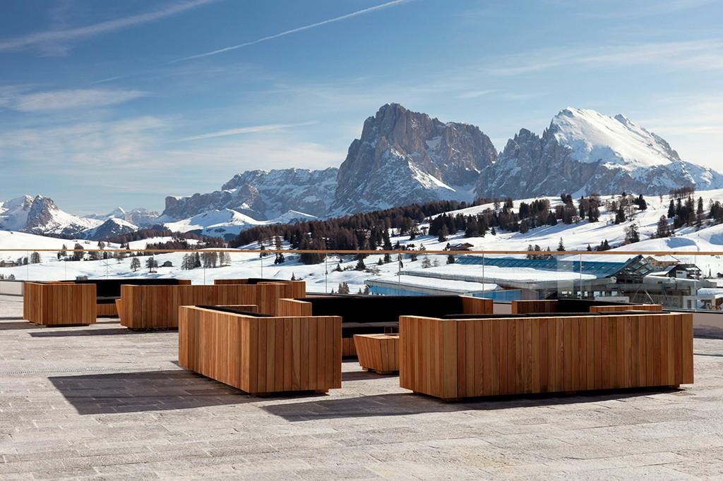 Hotel Seiser Alm Dolomites Alpina