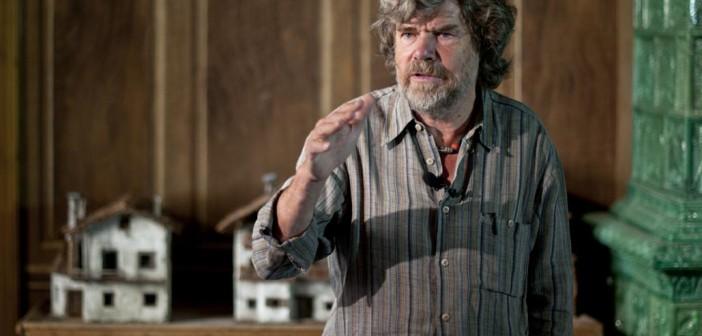 Messner Mountain Museum – eine Idee – fünf Häuser
