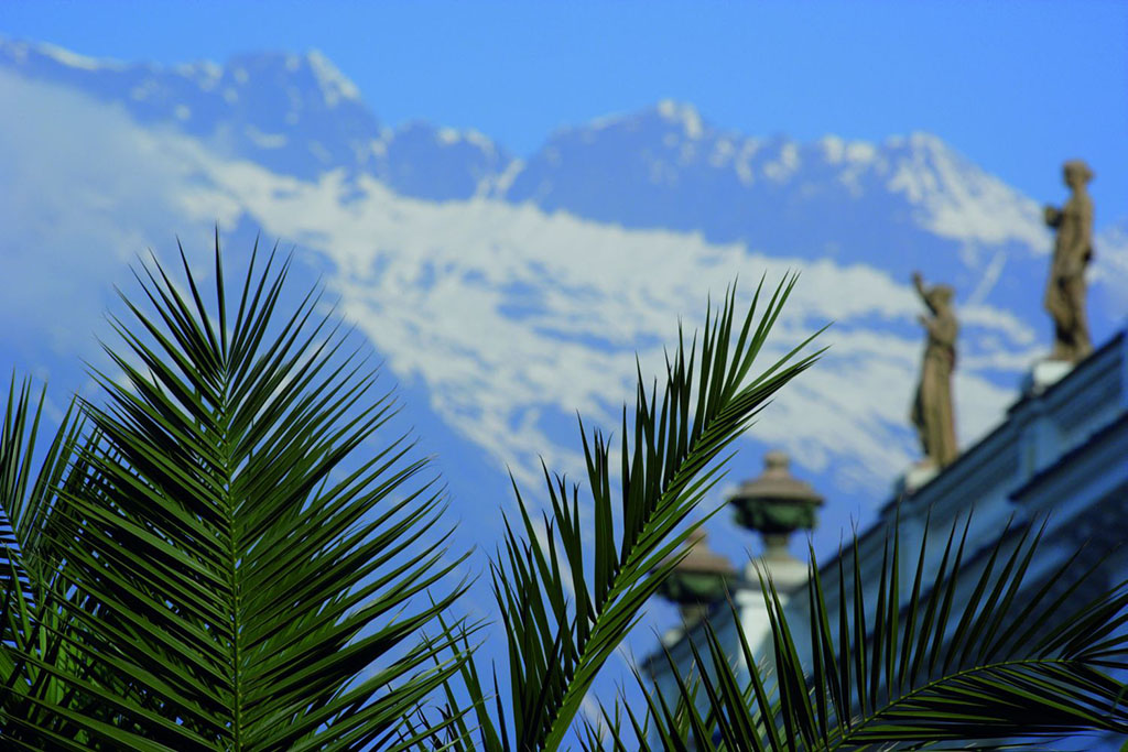Meraner Land Dolomiten