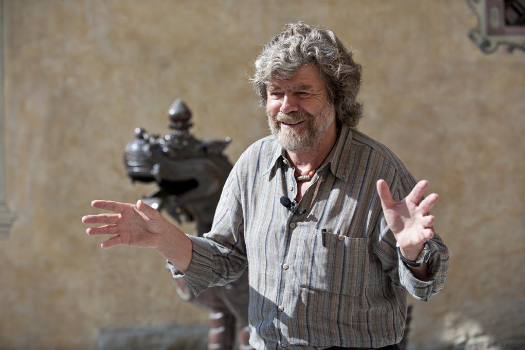 Reinhold Messner MMM
