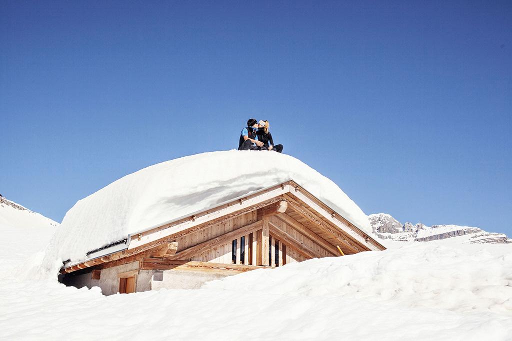 Skifahren Madonna di Campiglio